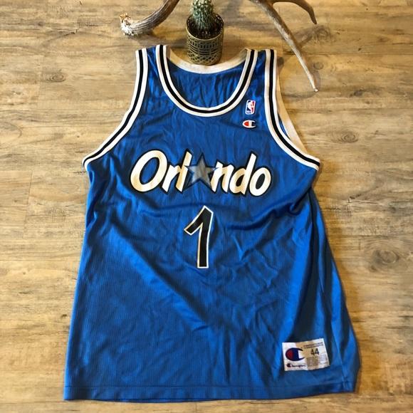 e4bbcc95c89 Champion Other - Vintage Orlando Magic Penny Hardaway Jersey